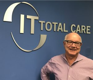 IT Total Care founder and president.